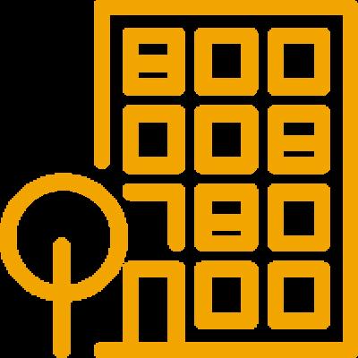 Logo bytového družstva - Zednická 949 Ostrava Poruba